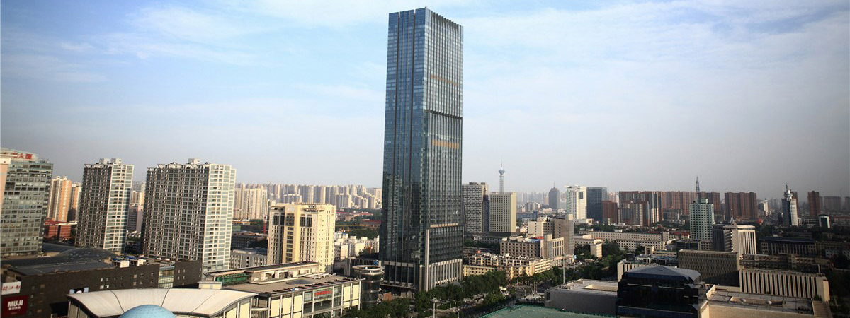 Shijiazhuang World Trade Plaza Hotel Co., LTD