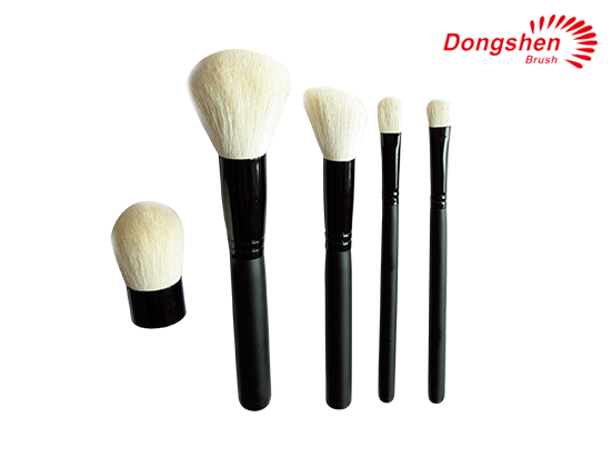 Professional goat hair makeup Brushes