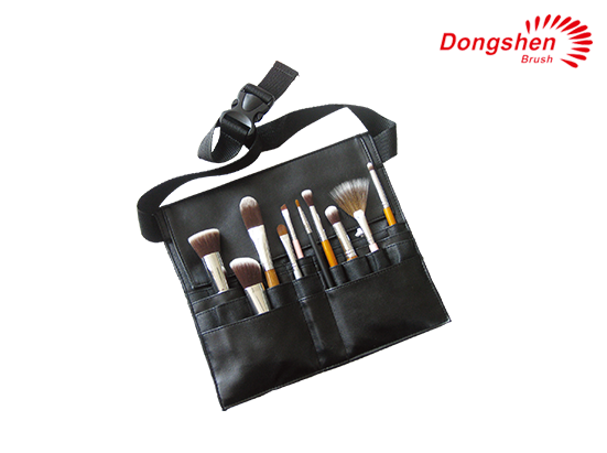 Bamboo handle 10pcs Brush Set