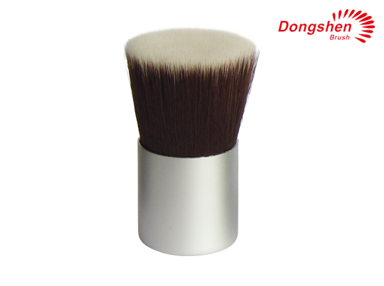 Synthetic hair flat top Kabuki Brush