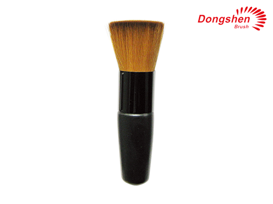 Flat top synthetic hair Cosmetic Brush
