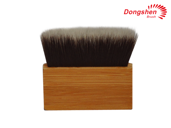 Synthetic hair square shape Blusher Brush