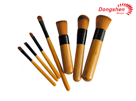 7pcs Travel Brush Set