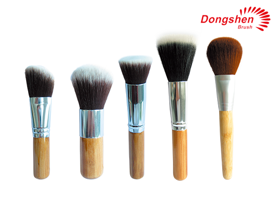 Bamboo handle makeup Brushes
