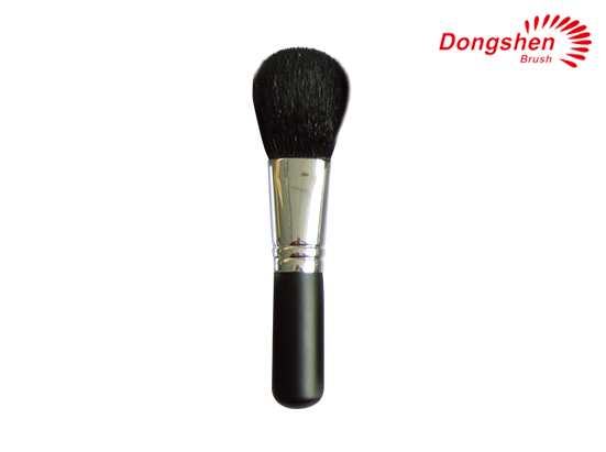 Goat hair wood handle Cosmetic Brush