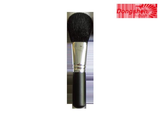 Goat hair wood handle Cosmetic Brush