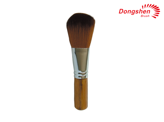 Synthetic hair bamboo handle Blusher Brush