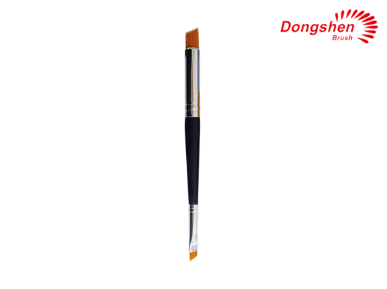 Synthetic Hair Double End Brush