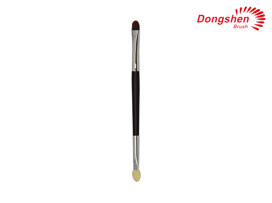 Double End Eyeshadow Brush
