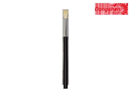 Goat Hair Eyeshadow Brush Hight Quolity Makeup Brush Wooden Handle Cosmetic Brush Makeup Brush Wholesaler