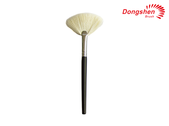 Faical Fan Brush