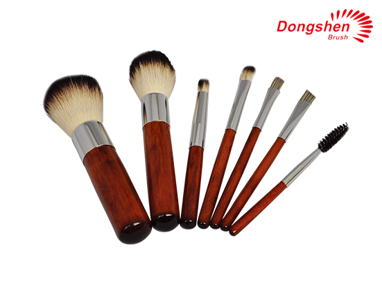 New style soft hair wooden handle Brush Set