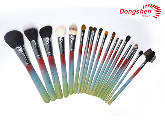 New arrival natural hair 20pcs Brush Set