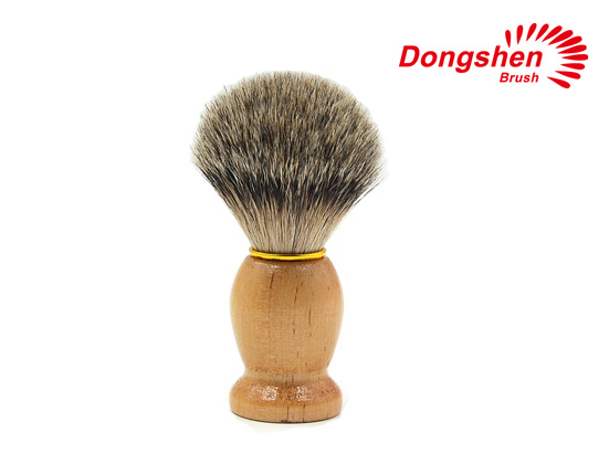 Wooden handle&Best Badger hair Shaving Brush