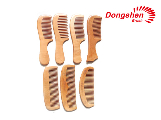 Best selling Wooden hair Comb