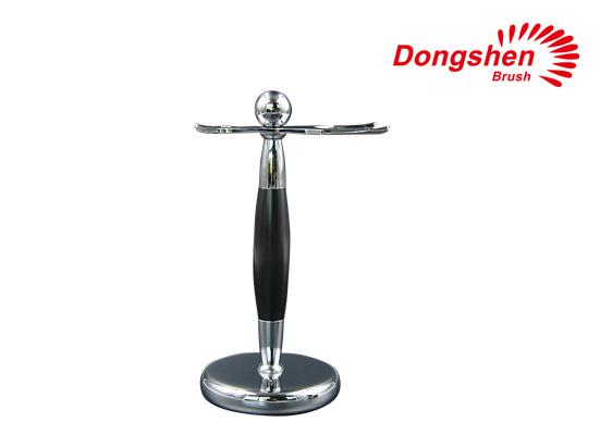Stainless Steel&Resin Shaving Stand