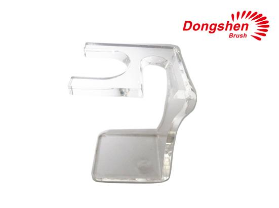 Transparent Resin Shaving Stand