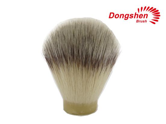 Synthetic Hair Shaving Brush Knot (Cheaper Price)