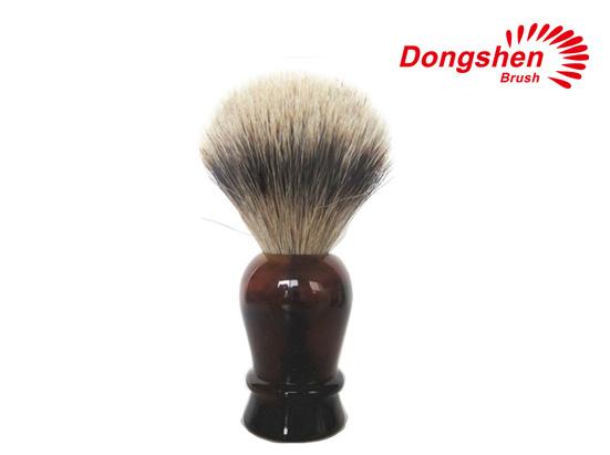 Resin Handle&Silvertip Badger Hair Shaving Brush