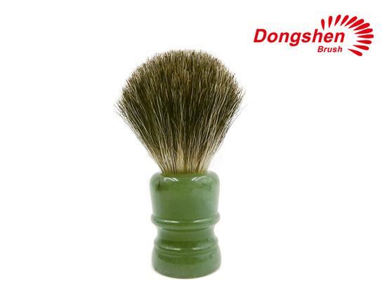 Dongshen New Stone Handle badger hair Shaving Brush