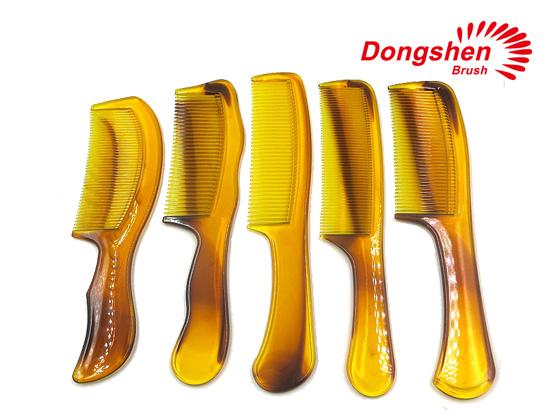 Plastic Comb For Salon