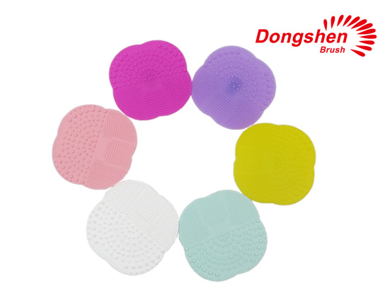 Hotsale Makeup Brush Cleaning Mat