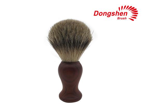 Sandalwood Handle With Super Badger Hair Shaving Brush