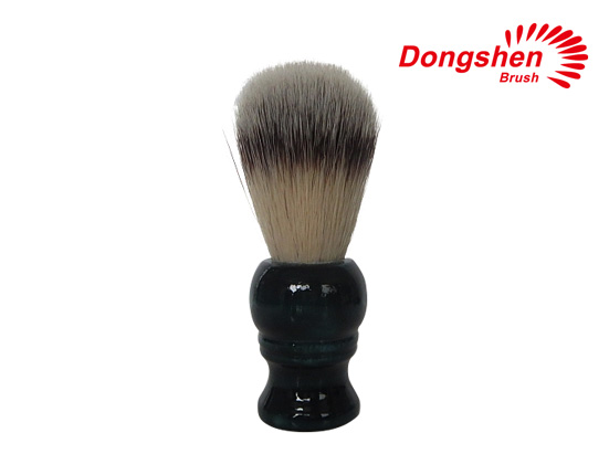 Resin Handle With Fake Silvertip Hair(Boar Hair) Shaving Brush