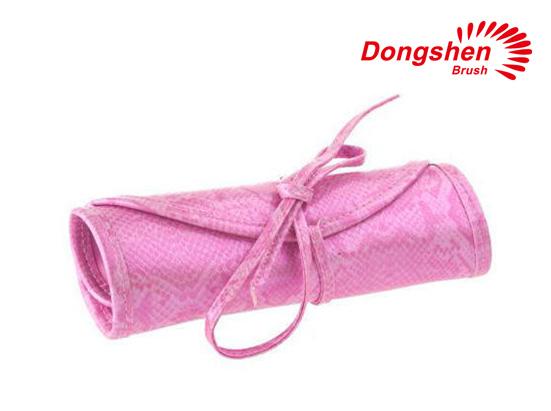 Big Pieces brush set Pink Makeup brush Bag