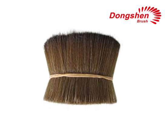 Brown Synthetic Hair